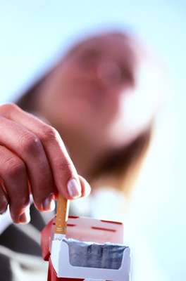 Smoking is responsible for a good number of serious conditions. Add breast cancer to the list.