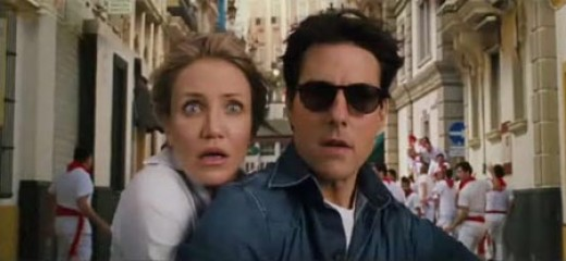 "Scene from the movie ""Knight and Day."""