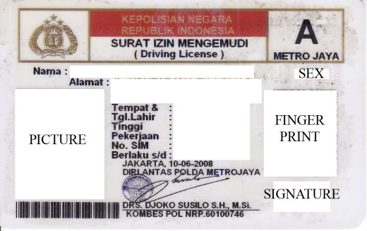 Driving in Indonesia requires an Indonesian driver's license because foreign and international permits are not recognized.