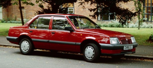 MKII Vauxhall Cavalier: The most scrapped car in Britain