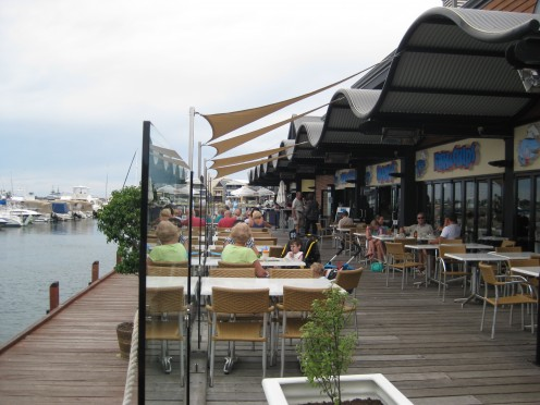 A nice place for lunch when visiting Mandurah