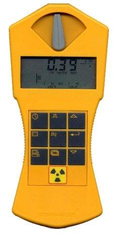Gamma Scout Alert Geiger Counter