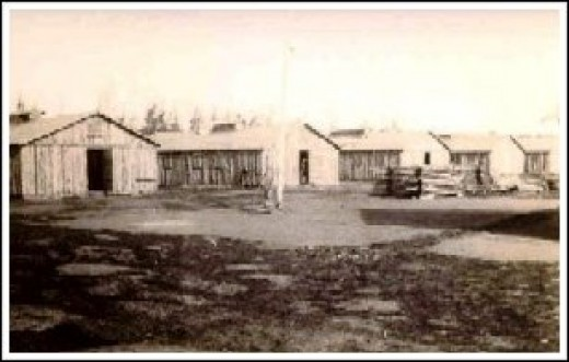 Barracks 1920's