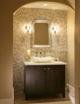Using Travertine Tile In Your Bathroom