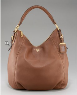 Cervo Hobo by Prada- $2,050 at Saksfifthavenue.com