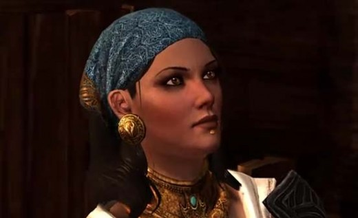 Dragon Age 2 Isabella