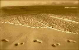 Footprints in The Sand: A Short Story