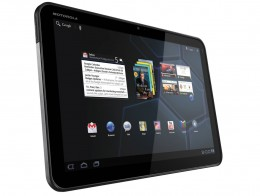 Our Top Electronic Gadget of the year is the Motorola Xoom Android Tablet.