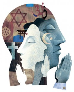 The Programming of Humans for Spiritual Thought