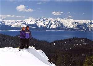 Lake Tahoe Winter Hiking