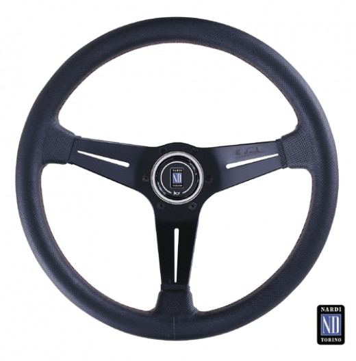The Nardi Deep Corn steering wheel offers a deep dish for that drift and street look that Japan and North America have come to love.