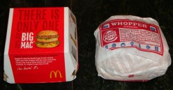 Which will it be Whopper or BigMac and why?