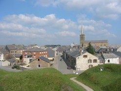 Rocroi, in the French Ardennes