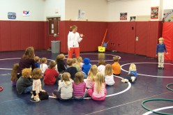 Physical Education Activities and PE Games For Elementary Children -  Having Fun In The Gym