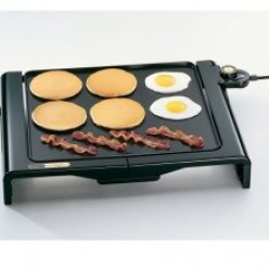 Product Review: Presto Cool Touch Electric Foldaway Griddle