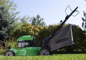 Best-selling lawn mower 2016