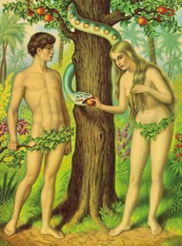 Adam, Eve and The Talking Snake