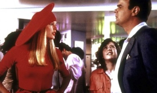 "Kim Basinger and Dan Ackroyd ""My Stepmother is an Alien"""