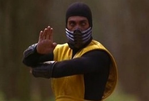 "Scorpion ""Mortal Kombat"""