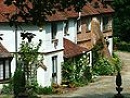 "This is the cottage where Gerald Gardner claimed to have been initiated into, what he then called. ""The Witch Cult'"