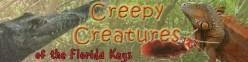 Creepy Creatures of the Florida Keys