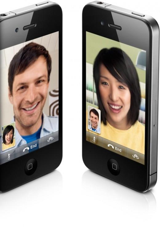 Facetime: 2 cameras 2 views