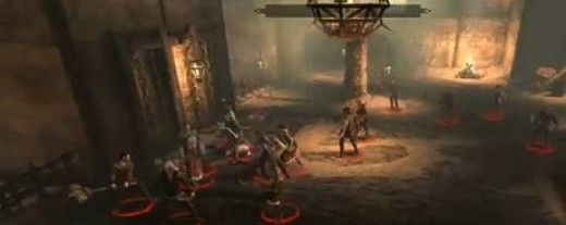 Dragon Age 2 Offered and Found Final Fight