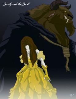 """A Dark Faery Tale"" #7: Beauty and Beast"""