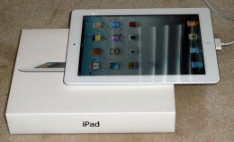 box says iPad, but is really iPad2
