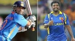 ICC World Cup Final - Sachin Tendulkar V/s Muttiah Muralitharan