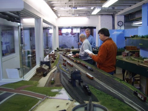 Planning and building a model railroad such as the club layout in Wausau, Wisconsin is a challenging task, but the rewards of a successful operation session are well worth it.