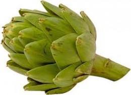 a pretty artichoke