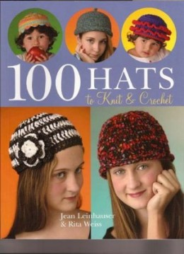 This is an example of a crochet pattern book that focuses on a specific product - the crochet hat.