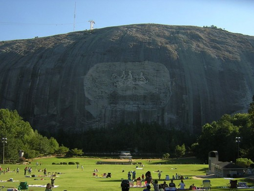 Stone Mountain, Georgia.