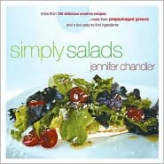 This book uses bagged salad mixes found in grocery stores as the basis for delicious salads but you can modify them using fresh greens from an organic farm such as La Vista.