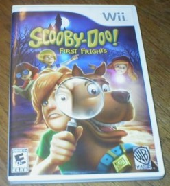 Scooby Doo First Frights Wii Game Review