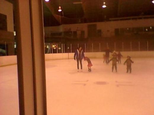 Ice Skating Class