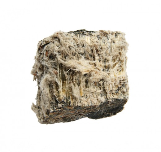 Isolated Asbestos