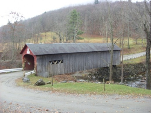 Green River Covered Bridge, Vermont