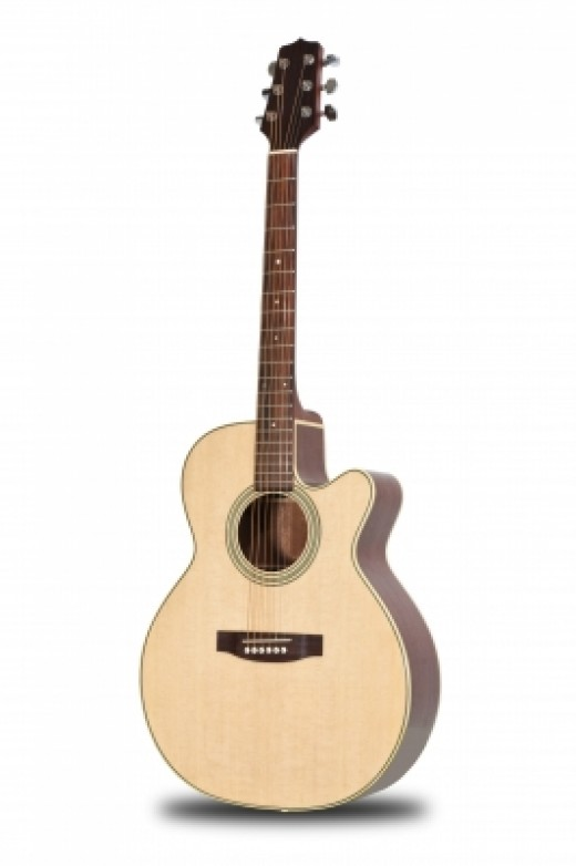 Steel String Acoustic Folk Guitar http://www.freedigitalphotos.net/images/view_photog.php?photogid=2079