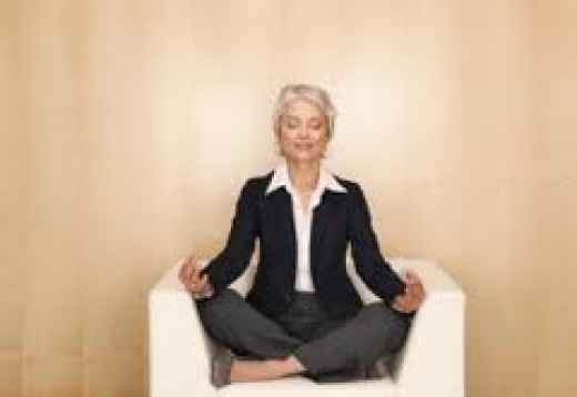You can't be relaxed and stressed out at the same time...so, relax!  Try meditation.