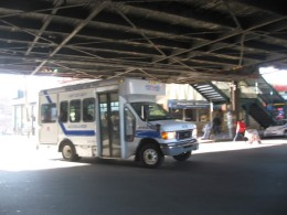 Access-A-Ride Transportation is used in all five of New York's boroughs.