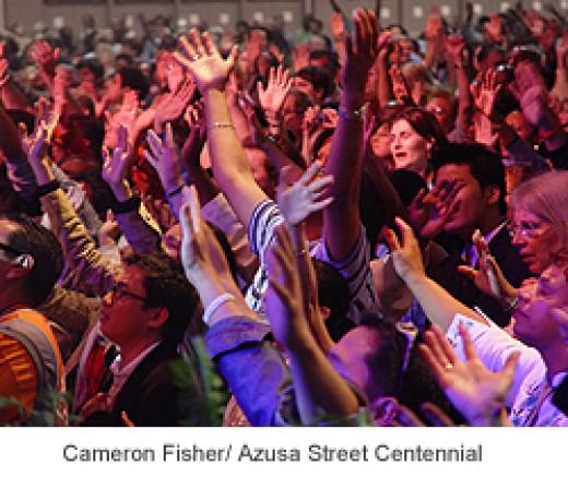 Cameron Fisher/Asuza Street Centennial