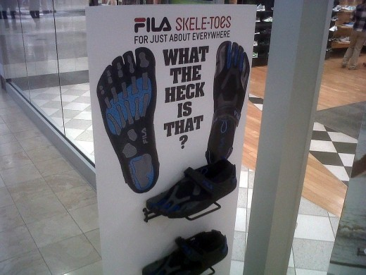 Who the heck knew that Fila was still in business?
