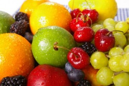Have fresh and juicy fruits throughout the day for better health