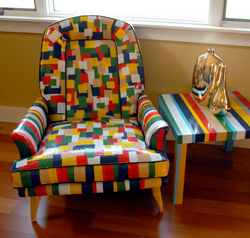Now this is my kind of chair!