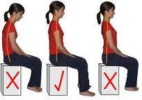 Lift the thoacic (chest) area