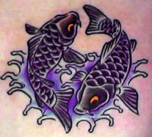 Koi fish tattoo for Koi fish near me