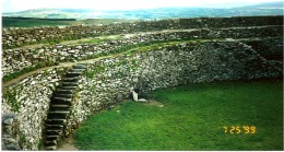 Grianin of Aileach dating from 2000 BC