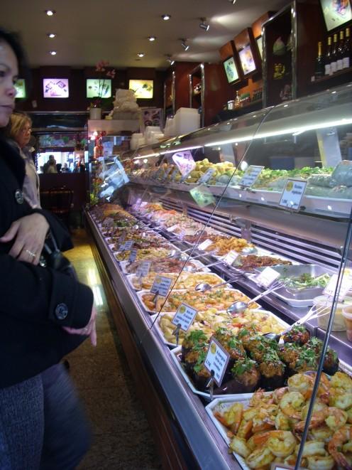 Chinese Restaurant and Take Away in Montmatre, Paris